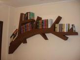 Βιβλιοθήκη σε σχήμα δέντρου- Μετά