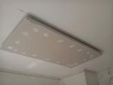 Γυψοσανίδα οροφής με περιμετρικό κρυφό φωτισμό